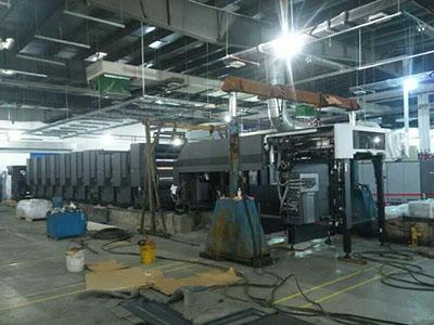 江西新建县工厂精密设备搬运